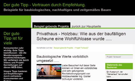 Reportage Projekt Scheune